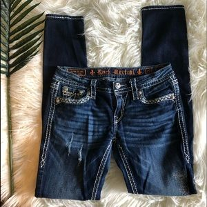 Rock Revival jeans |  skinny